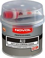 Шпатлевка Novol professional Alu