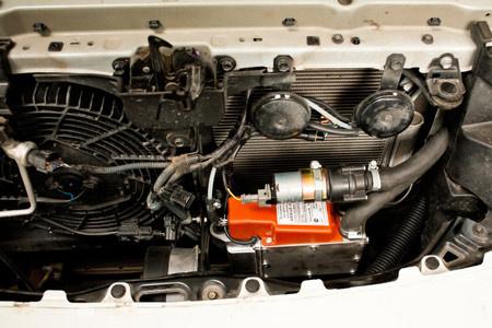 Система предварительного прогрева двигателя (жидкостного типа)