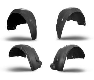 Защита колесных арок автомобиля